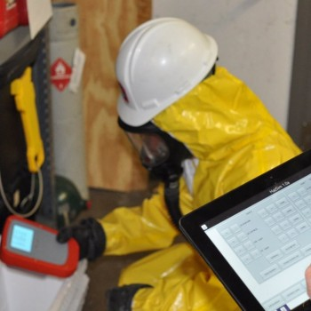 HazMat training with HazSim Pro